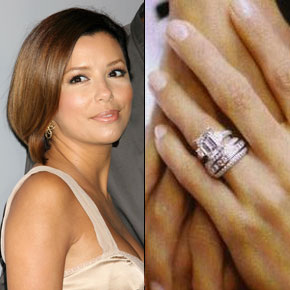 picture - Giuliana Rancic Wedding Ring