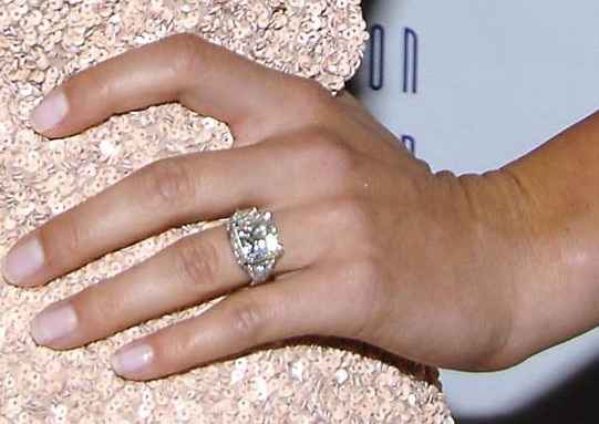 Giuliana Rancic Engagement Ring ...